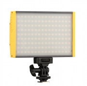 IKAN ONYX OYB120 15W BI-COLOR 3200K-5600K ALUMINUM ON-CAMERA LED LIGHT